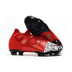 Nike Crampons Mercurial GS GreenSpeed 360 FG - Rouge Blanc