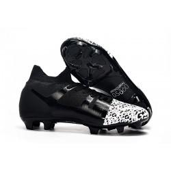 Nike Crampons Mercurial GS GreenSpeed 360 FG - Noir Blanc