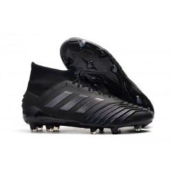 Chaussure adidas Predator 19.1 FG - Noir