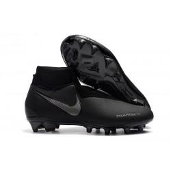 Chaussures Nike Phantom Vision Elite Dynamic Fit FG Noir