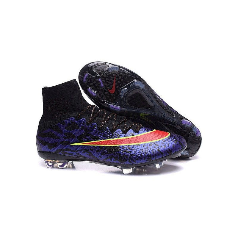 Chaussure Mercurial Iv Nike Superfly Crampons Moulés Fg Rouge Cr7 qWCgA