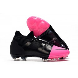 Nike Crampons Mercurial GS GreenSpeed 360 FG - Noir Rose
