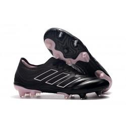 Chaussures Football adidas Copa 19.1 FG Noir Rose