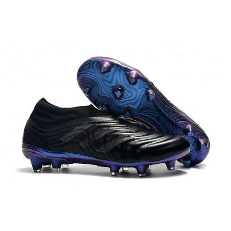 adidas Copa 19+ FG Crampons de Foot - Noir