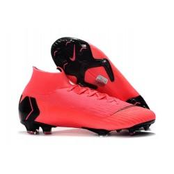 Nike Nouvelles Crampon Mercurial Superfly 360 Elite FG Rose Noir