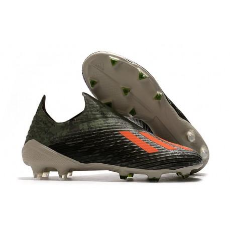 Crampons de Foot Nouvelles adidas X 19+ FG -