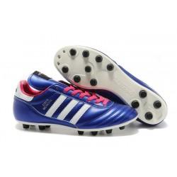 Chaussures de Football adidas Copa Mundial FG Cuir de Kangourou Violet