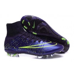Chausssures Neuf 2015-2016 Nike Mercurial Superfly 4 FG Power Clash Violet
