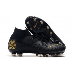 Nike Mercurial Superfly VII Elite AG-PRO Noir Or