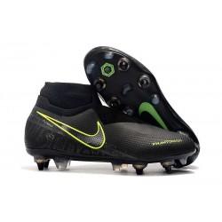 Nike Phantom VSN Elite DF SG-Pro Anti Clog Noir Volt