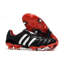 Chaussure de Foot adidas Predator Mania FG -Noir Rouge Blanc