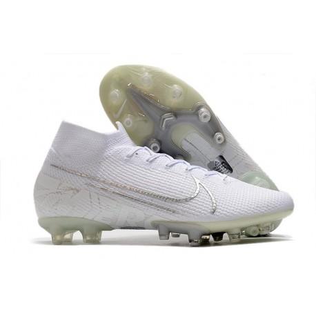 Nike Mercurial Superfly VII Elite AG-PRO Blanc
